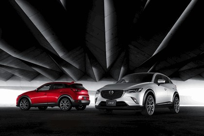 2015 Mazda CX-3 31