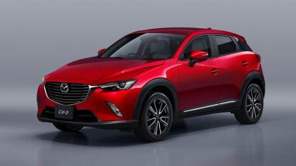 2015 Mazda CX-3 8