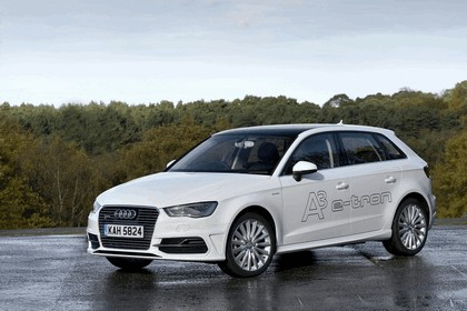 2015 Audi A3 Sportback e-tron - UK version 1