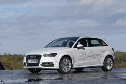 2015 Audi A3 Sportback e-tron - UK version 2