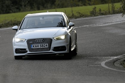 2015 Audi A3 Sportback e-tron - UK version 4