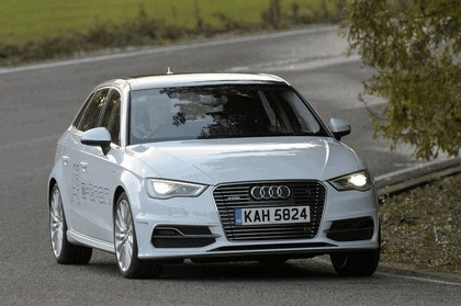 2015 Audi A3 Sportback e-tron - UK version 5