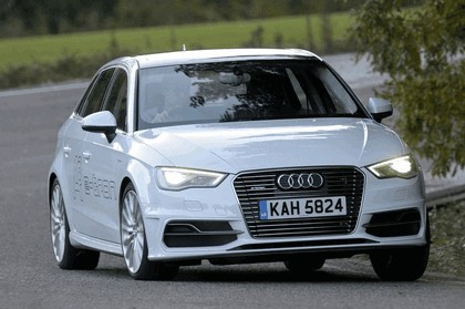 2015 Audi A3 Sportback e-tron - UK version 6