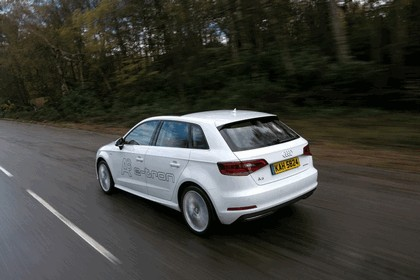 2015 Audi A3 Sportback e-tron - UK version 7