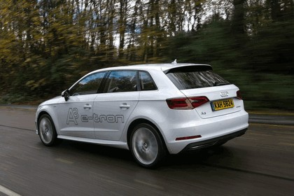 2015 Audi A3 Sportback e-tron - UK version 8