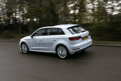 2015 Audi A3 Sportback e-tron - UK version 9