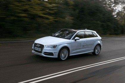 2015 Audi A3 Sportback e-tron - UK version 10