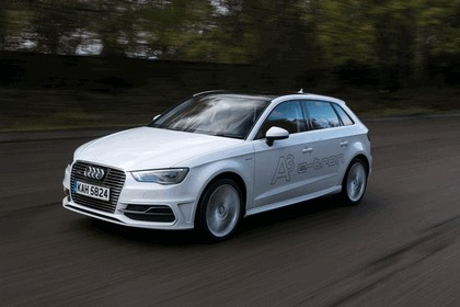 2015 Audi A3 Sportback e-tron - UK version 11