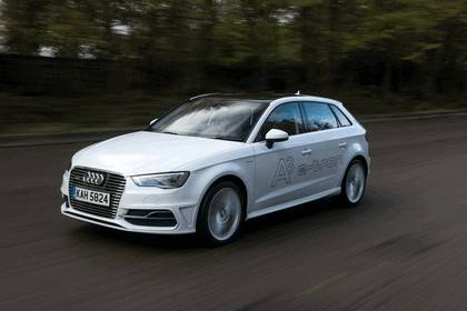 2015 Audi A3 Sportback e-tron - UK version 12