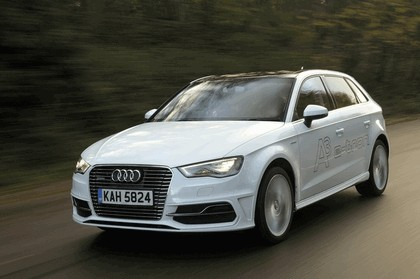 2015 Audi A3 Sportback e-tron - UK version 13