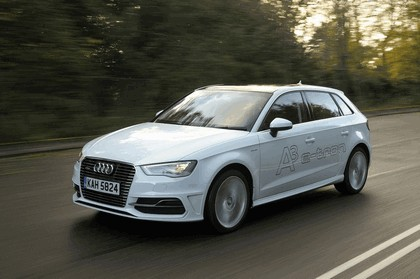 2015 Audi A3 Sportback e-tron - UK version 14