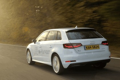 2015 Audi A3 Sportback e-tron - UK version 15