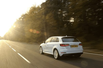2015 Audi A3 Sportback e-tron - UK version 16