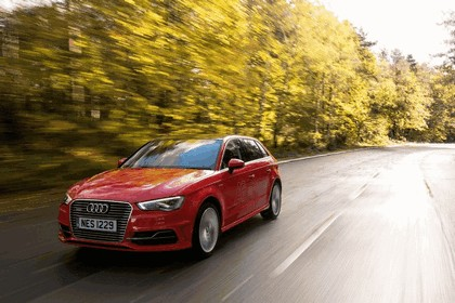 2015 Audi A3 Sportback e-tron - UK version 32