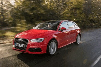 2015 Audi A3 Sportback e-tron - UK version 34