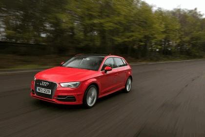 2015 Audi A3 Sportback e-tron - UK version 37