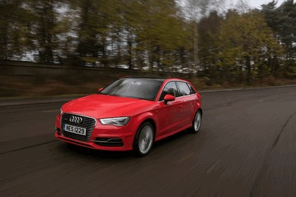2015 Audi A3 Sportback e-tron - UK version 38