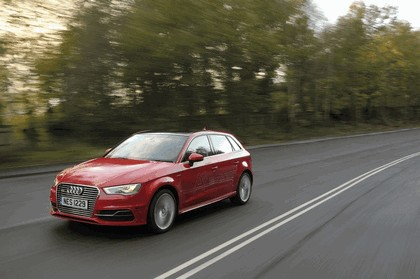 2015 Audi A3 Sportback e-tron - UK version 44