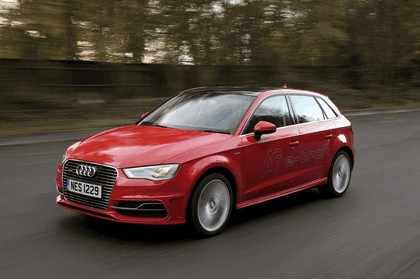 2015 Audi A3 Sportback e-tron - UK version 45
