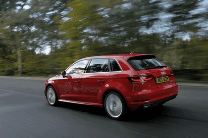 2015 Audi A3 Sportback e-tron - UK version 46