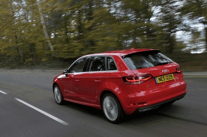 2015 Audi A3 Sportback e-tron - UK version 47
