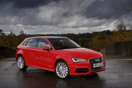 2015 Audi A3 Sportback e-tron - UK version 48
