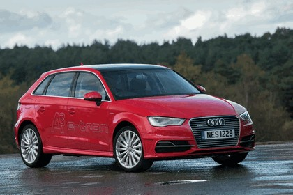 2015 Audi A3 Sportback e-tron - UK version 49