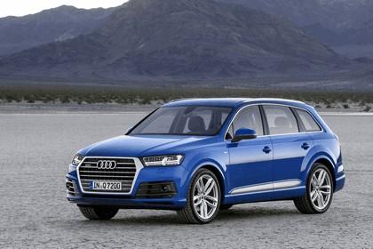 2015 Audi Q7 TFSI quattro 7