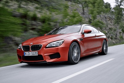 2015 BMW M6 coupé 6