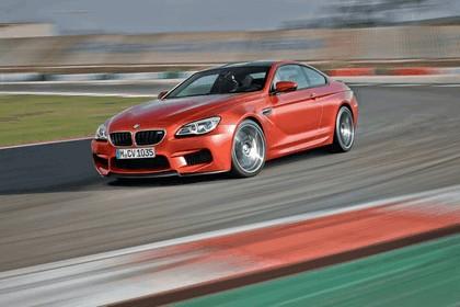 2015 BMW M6 coupé 12