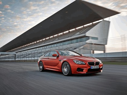 2015 BMW M6 coupé 15
