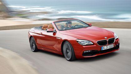 2015 BMW M6 convertible 1