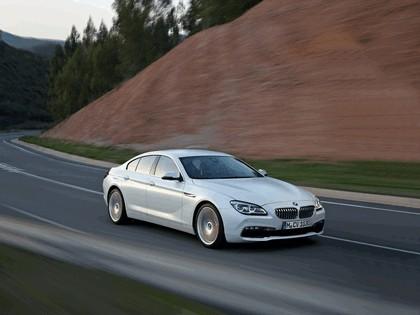 2015 BMW M6 Gran Coupé 1