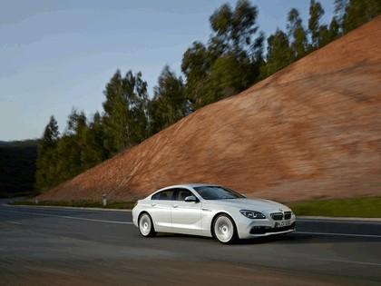 2015 BMW M6 Gran Coupé 2