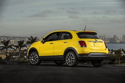 2014 Fiat 500X Trekking Plus - USA version 2