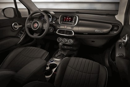 2014 Fiat 500X Trekking Plus - USA version 7