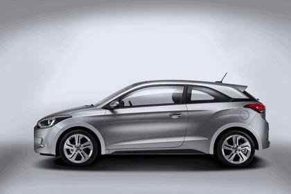 2015 Hyundai i20 coupé 2