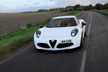 2015 Alfa Romeo 4C - UK version 1
