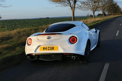 2015 Alfa Romeo 4C - UK version 11