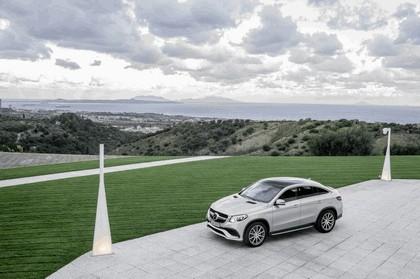 2014 Mercedes-Benz GLE 63 AMG coupé 4MATIC 6