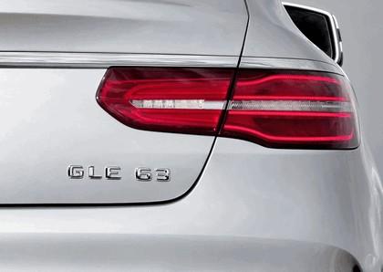 2014 Mercedes-Benz GLE 63 AMG coupé 4MATIC 29