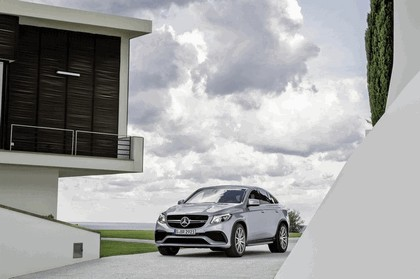 2014 Mercedes-Benz GLE 63 AMG coupé 4MATIC 30