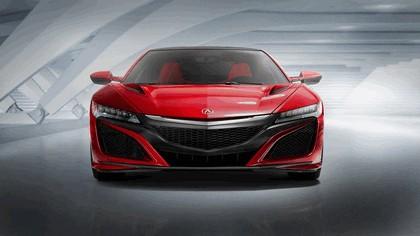 2015 Acura NSX 4