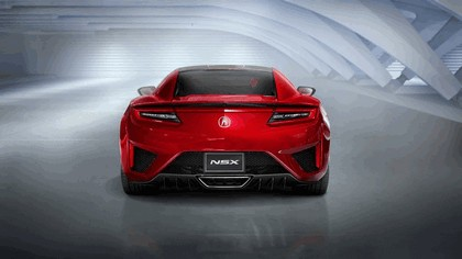 2015 Acura NSX 6