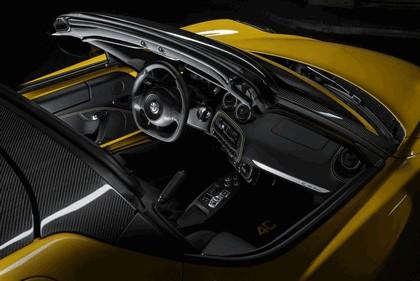 2015 Alfa Romeo 4C spider 10
