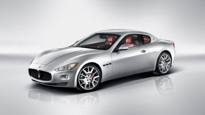 2007 Maserati GranTurismo 8