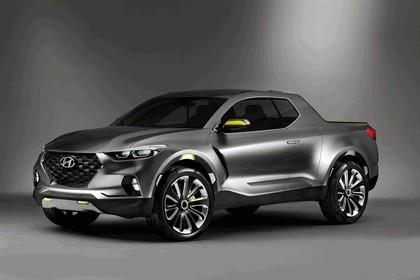2015 Hyundai Santa Cruz Crossover truck concept 1
