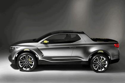 2015 Hyundai Santa Cruz Crossover truck concept 2