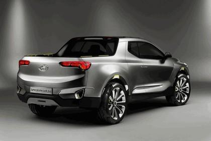 2015 Hyundai Santa Cruz Crossover truck concept 3