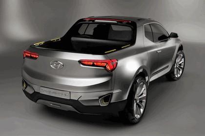 2015 Hyundai Santa Cruz Crossover truck concept 5